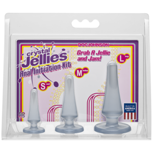 Doc-Johnson-Crystal-Jellies-Anal-Initiation-Kit-Clear