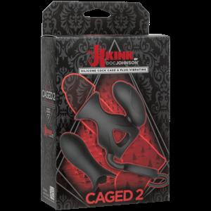 Doc-Johnson-Kink-Vibrating-Silicone-Cock-Cage-2-Plug