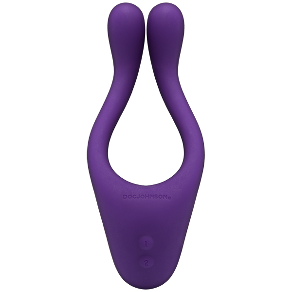 Doc-Johnson-Tryst-Multi-Erogenous-Zone-Massager-Purple