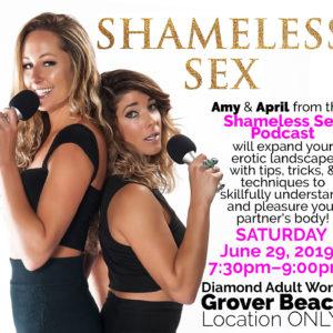 Shameless Sex Event Diamond Adult