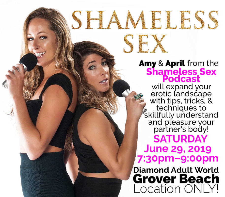 Shameless Sex Event Diamond Adult